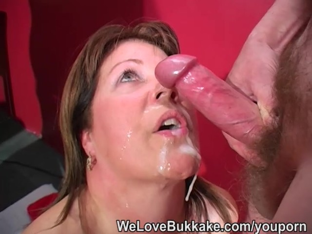 Cum Mouth During Blowjob