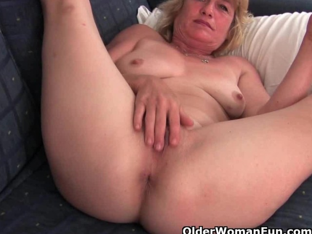 Wanking busty outdoor anal