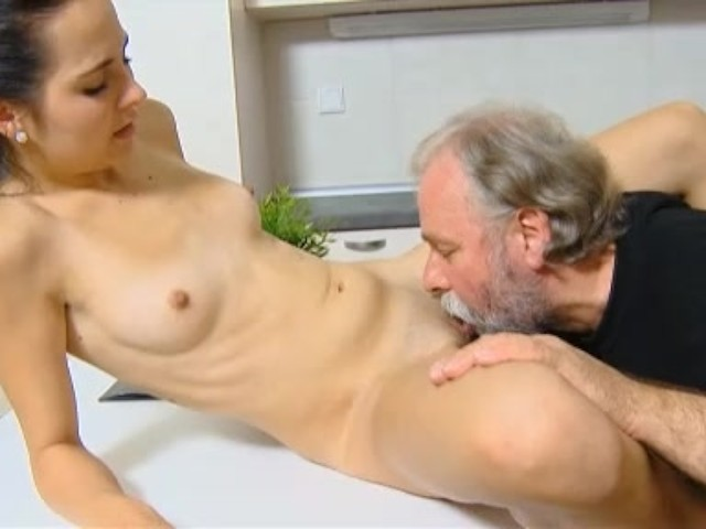 Asian Old Man Fuck Young Girl