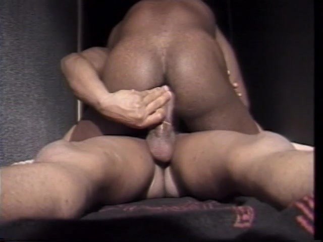 Big Black Cock Solo Male