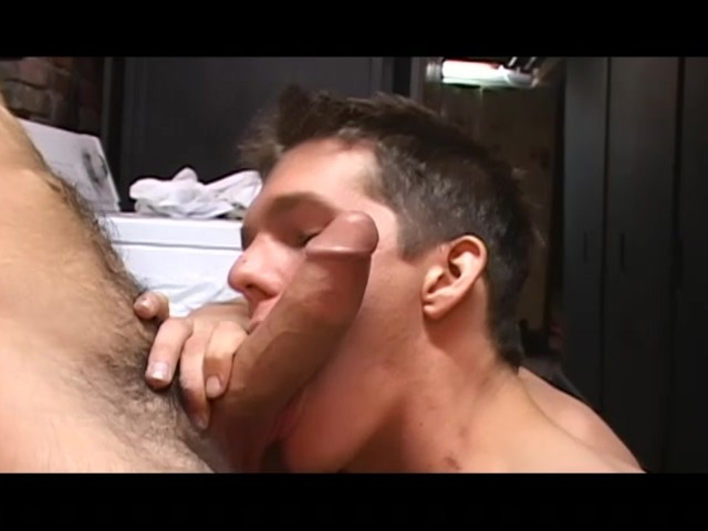Guys Masturbating Each Other