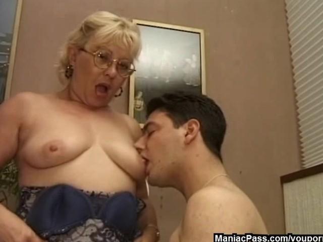 seksa za starije žene
