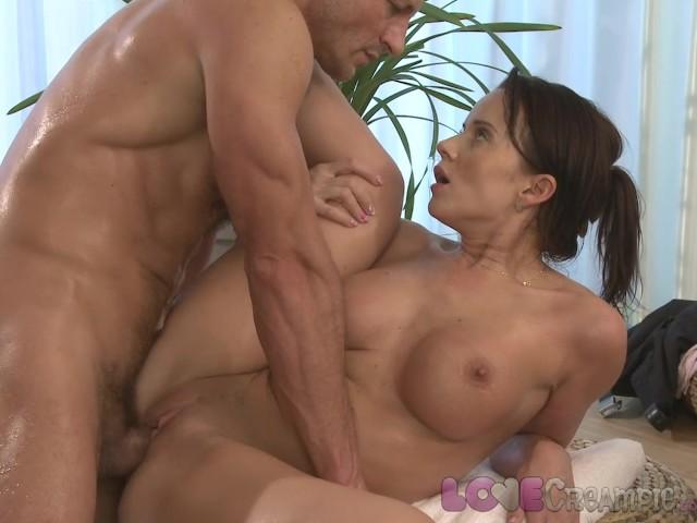 Brandi Love Creampie Threesome