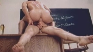 Teacher Peter North fucked by student Rick Donovan - Classic Gay Porn - THE BIGGER THE BETTER (1984)