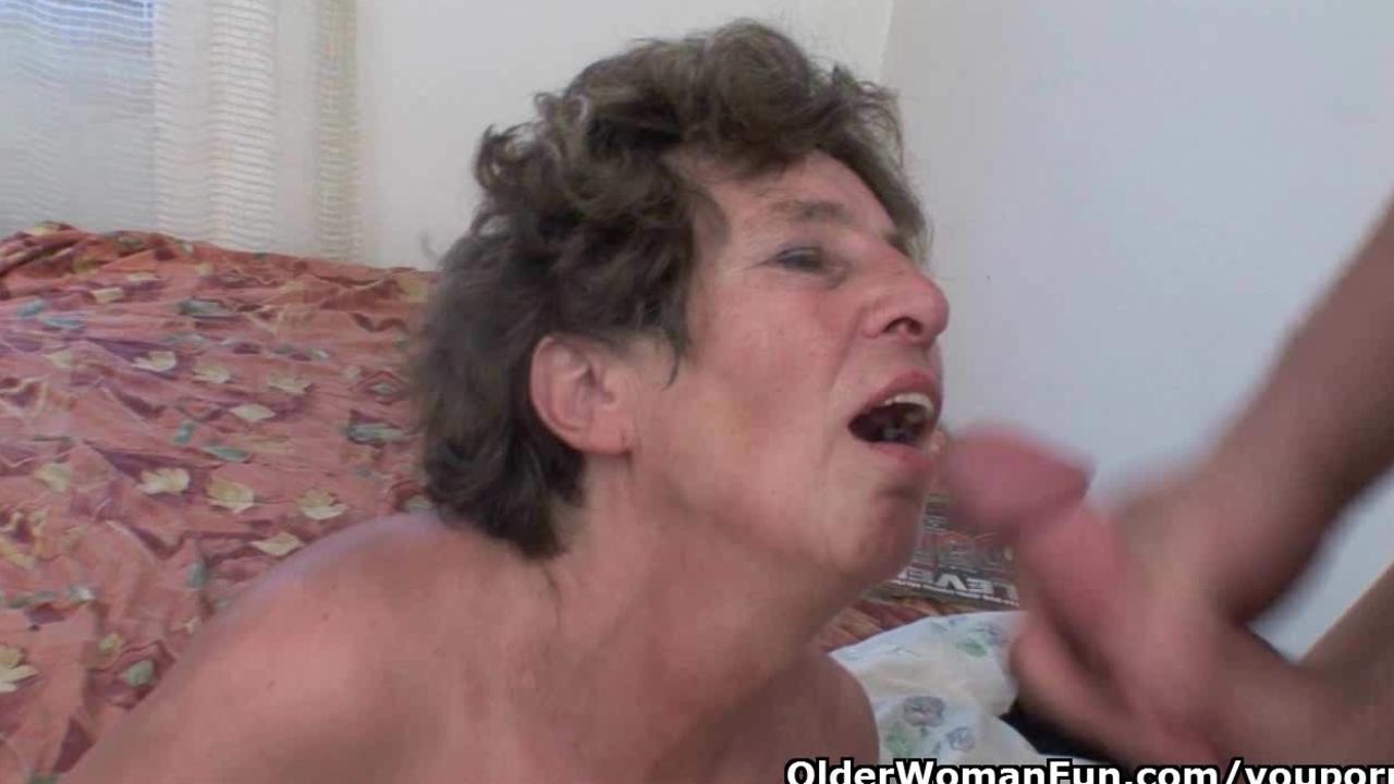 Anal sex grandmas