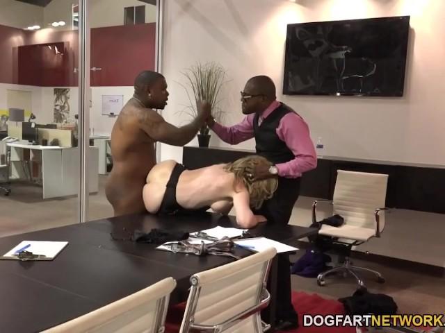 Suck Black Dick Threesome