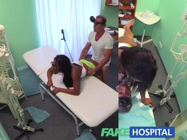 Fake hospital free