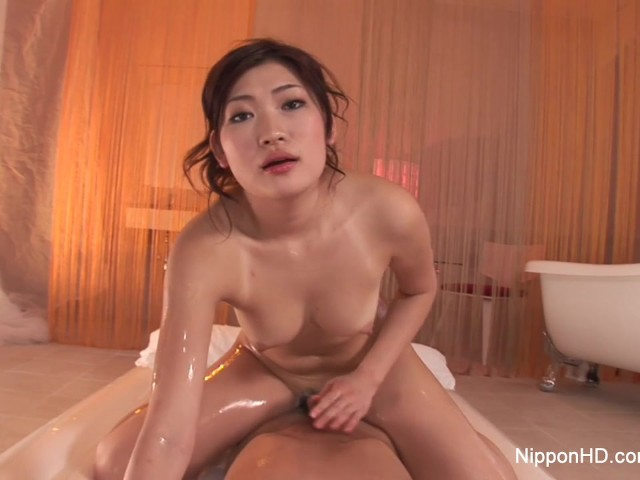 Asian School Girl Massage