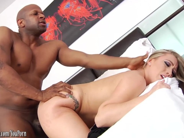 Blonde Squirt Black Cock
