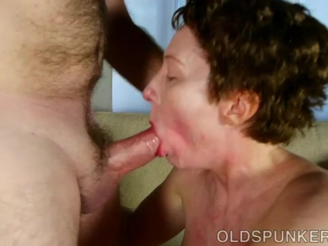 Sexy Old Spunker Is A Super Hot Fuck And Loves Facials -9133