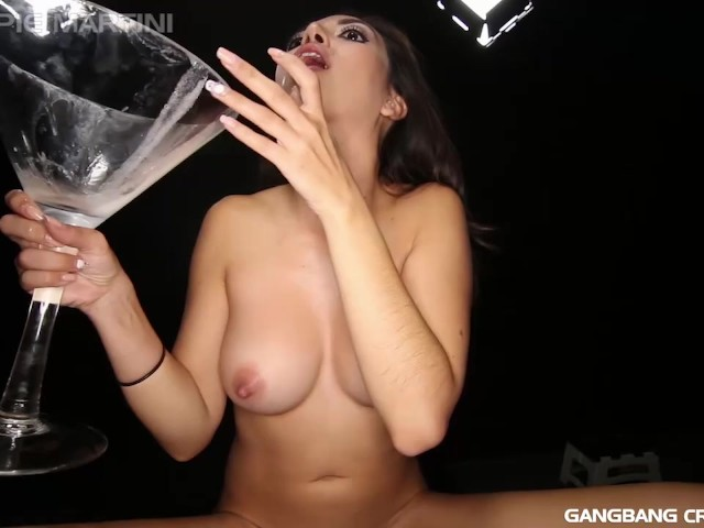 Blowjob Party Cum Mouth