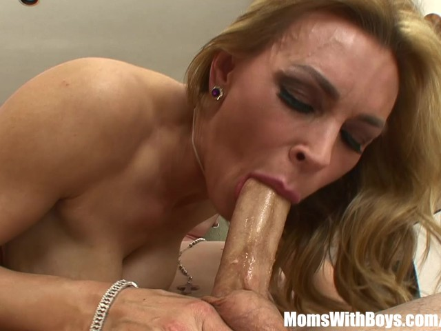 Sexy Mom Fucks Sons Friend