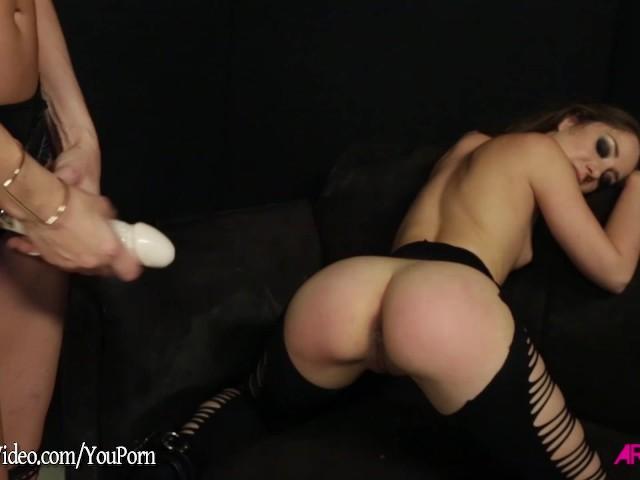 Lesbian Strapon Anal Sex