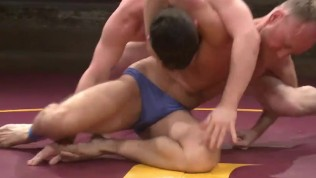 Wrestling For Sexual Dominance