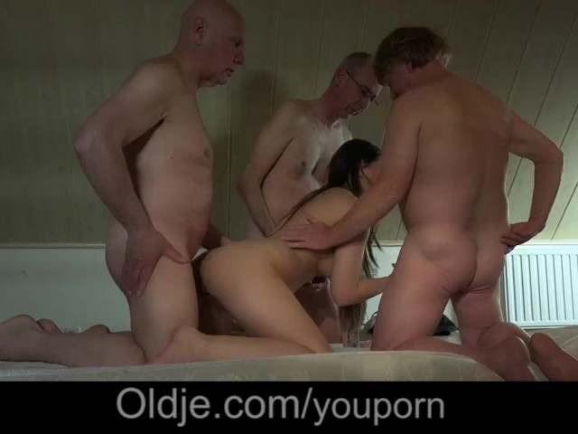 Older Man Teen Creampie