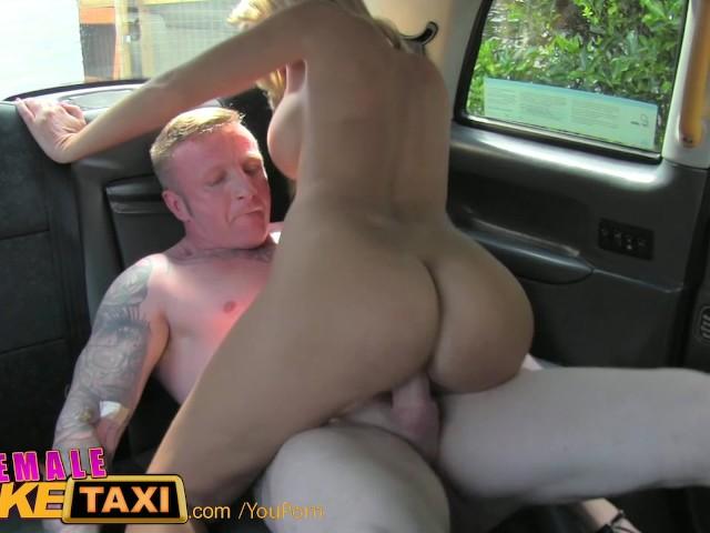 Female Fake Taxi Huge Tits