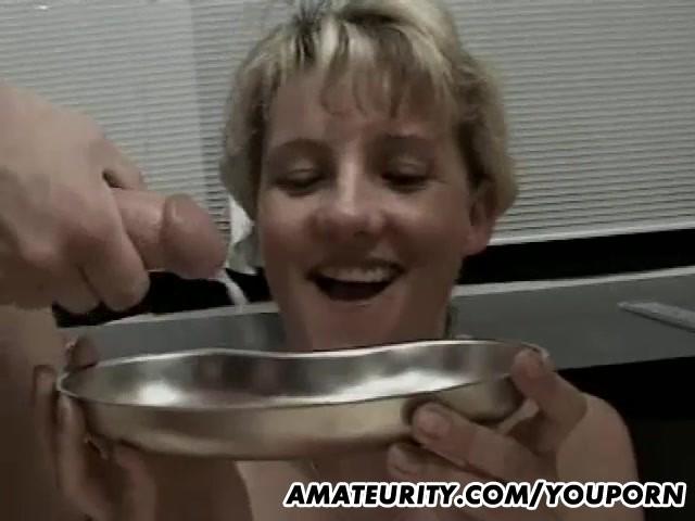 Ebony Milf Threesome Anal