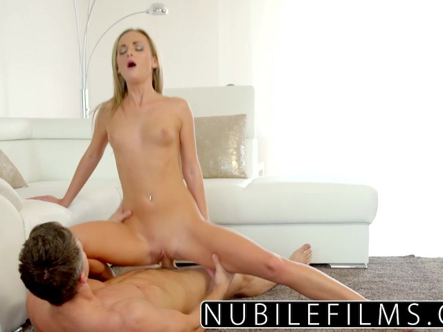 Tight Teen Gets Pounded