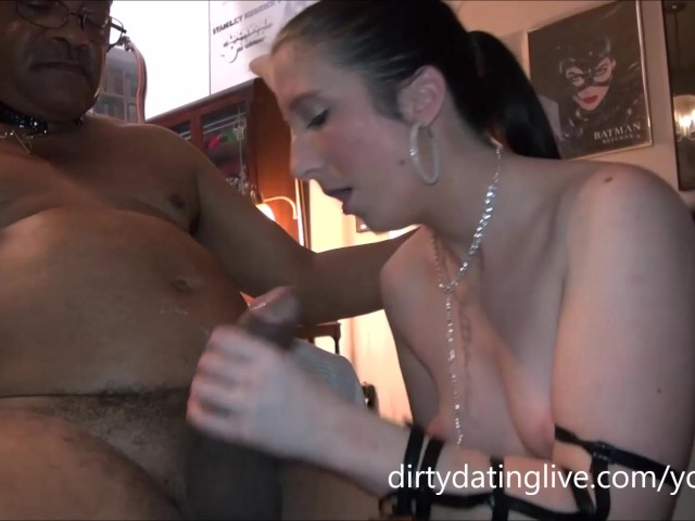 Old White Milf Young Black