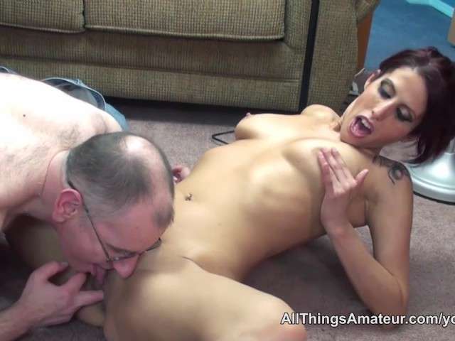Thin Milf With Hot Body Sex With Older Man - Free Porn -2305