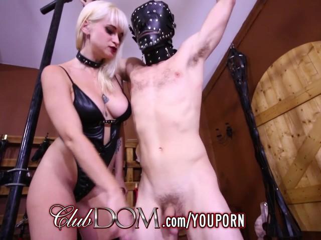 Mistress Dominates Slave Girl