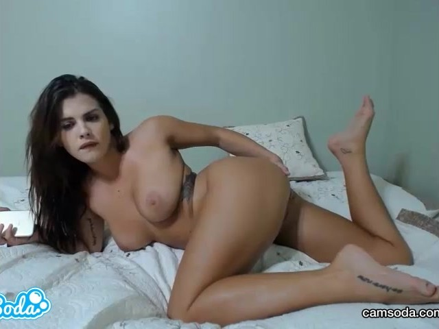 Big Ass Latina Teen Solo