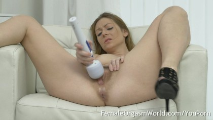 Mature Milf Masturbates Her Hairy Pussy To Orgasm Free Porn