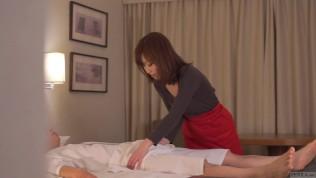 Japaness massaggio porno