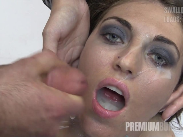Blowjob Cum Mouth Twice