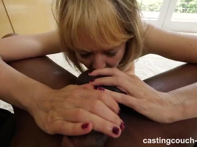 MILF Casting Sex Danielle blowjob
