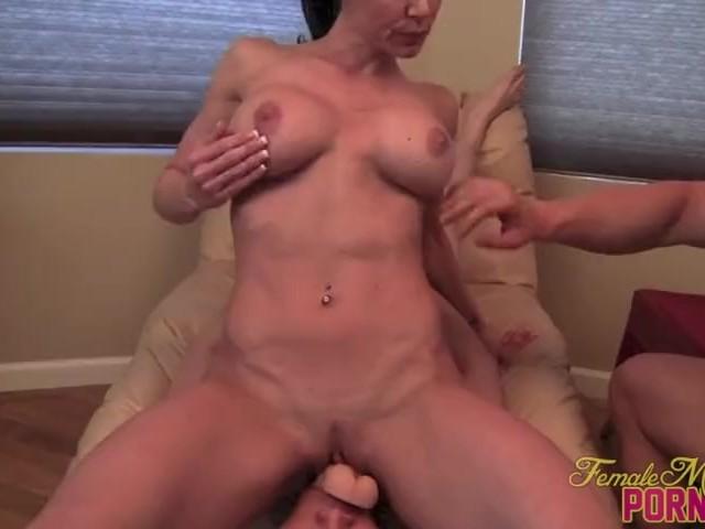 Dildo Riding Camgirl Big Tits