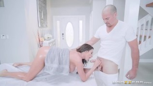 Horny Milf Need A Rub And Fuck - Brazzers