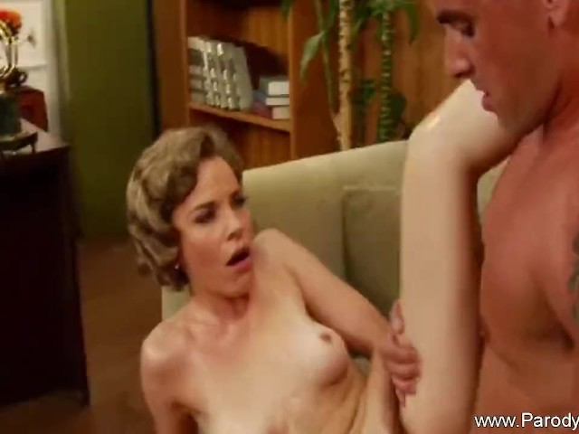 Fuck The Retro Milf At The Office - Free Porn Videos - Youporn-9809
