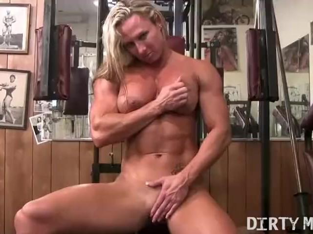 Milf bodybuilder porno