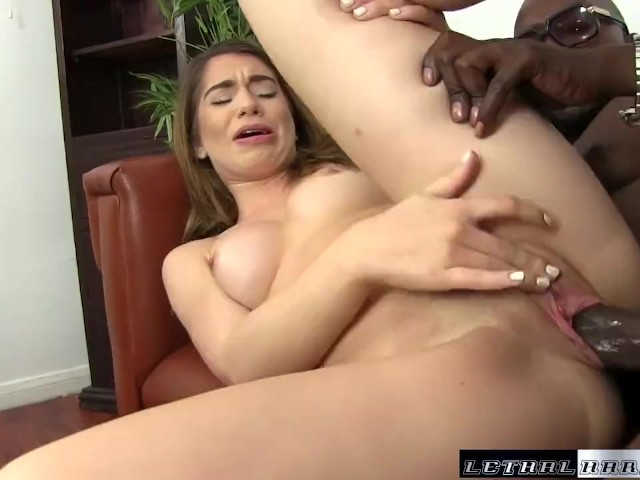 Teen Cums Hard First Bbc