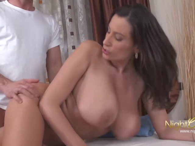 Fucking My Big Tit Step Sister