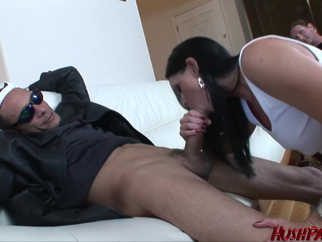 Wife Takes Cock Front Husband