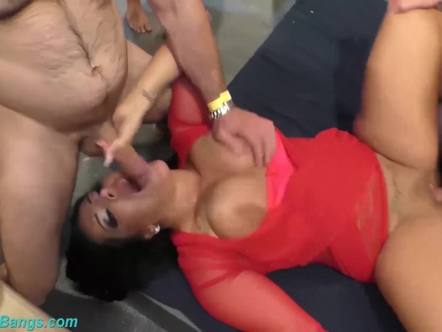 She Enjoys Swallowing Cum