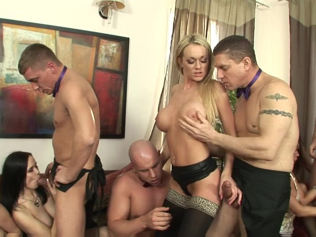 Private Classic Orgy Anal