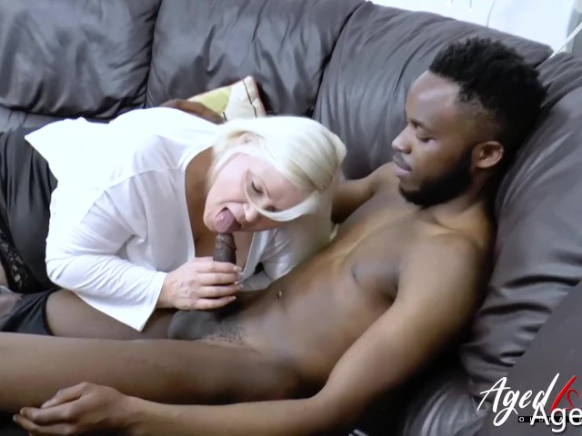 Riding Massive Black Cock