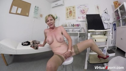 Hairy Mom - Hairy Mom Waiting for the Doctor - Free Porn Videos - YouPorn