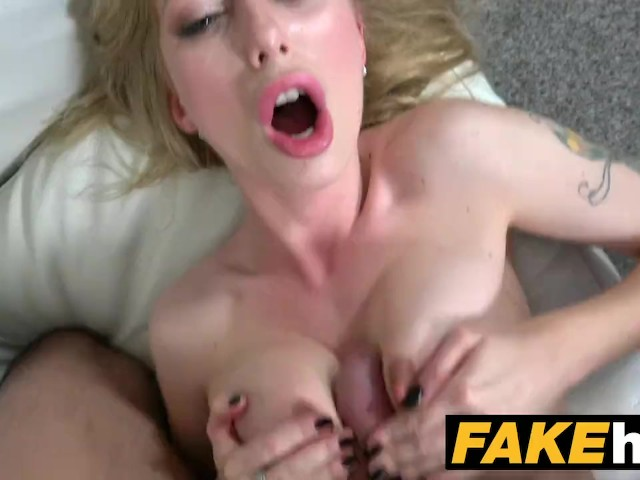 Creampie Big Tits Blonde