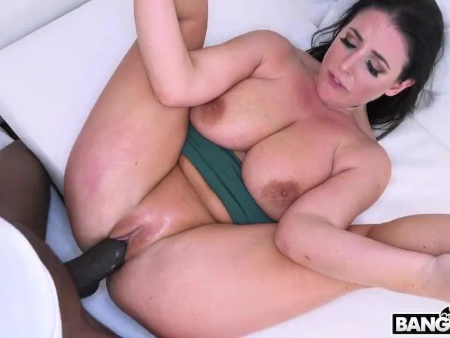 BANGBROS - Big Black Cock Pounding Alexis Breezes Thicc, Tan Butt.