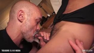 Dante Steele wrecks dads ass