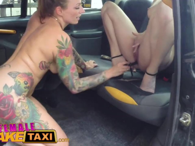 Fake Taxi Lesbian Pussy Eating