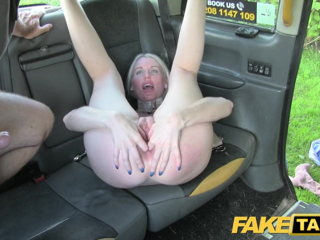 Fake Taxi Golden Shower For Hot Lady Followed By Some -2741