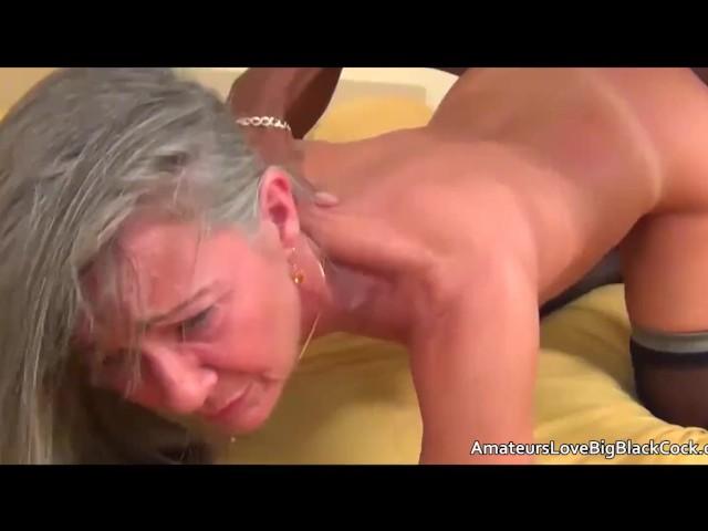 Big Black Cock Masturbating