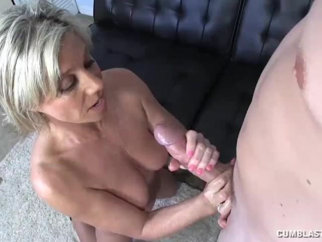 Milf Fucks Huge Black Cock