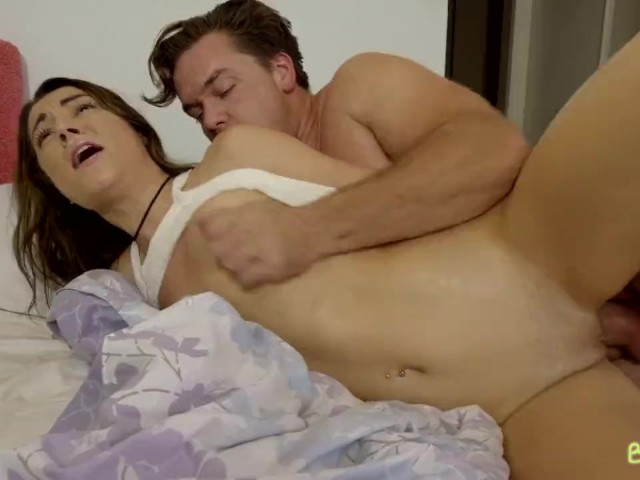 Step Sister Friend Blowjob