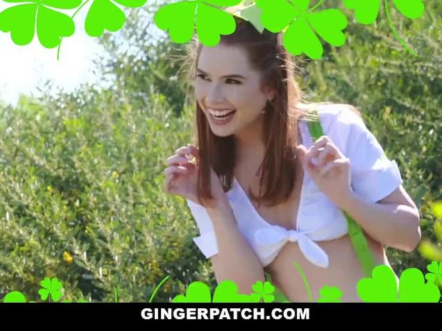 Big Tit Redhead Teen Amateur